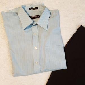 Kirkland button down shirt